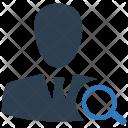 Job Search Employee Icon