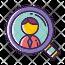Ijob Seeker Job Seeker Find Employee Icon