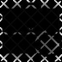 Job Seeker Briefcase Icon