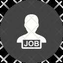 Job seeking Icon