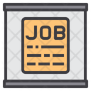 Job Signboard Icon