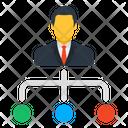 Employee Skills User Skills Professional Skills Icon