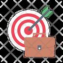Target Portfolio Hiring Icon