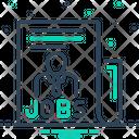 Jobs Task Office Icon