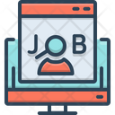 Jobs Search Icon