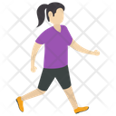 Jogging Running Exercise Running Icon