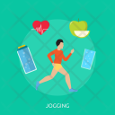 Jogging Sport Awards Icon