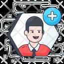 Add Friend Add Profile Add User Icon
