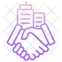 Joint Venture Icon