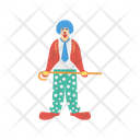 Joker Clown Circus Icon