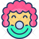 Joker Clown Entertainer Icon