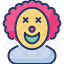 Joker Gangster Clown Icon