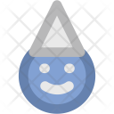 Joker Face Jester Icon