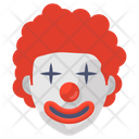 Joker Buffoon Jester Icon