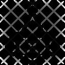 Clown Jester Joker Face Icon