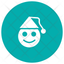Joker Christmas Clown Icon