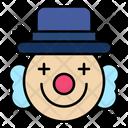 Joker Jester Clown Icon