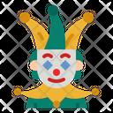 Joker Hat Circus Icon