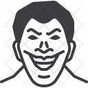Joker Batman Character Icon