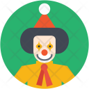 Buffoon Joker Entertainer Icon