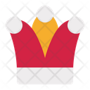 Joker Carnival Costume Icon