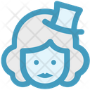 Clown Joker Buffoon Icon