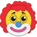 Joker Jester Clown Icon