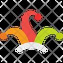 Joker Hat Santa Hat Hat Icon
