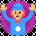 Comedian Joker Person Clown Icon