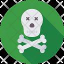 Jolly Roger Bones Icon