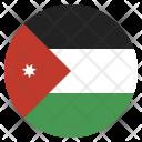 Jordan National Country Icon