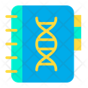 Research Notes Genetic Research Notes Research Report Icon