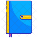 Journal Notebook Book Icon