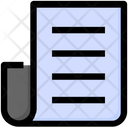 Journal Newspaper Article Icon
