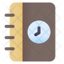 Journal Time News Schedule News Time Icon