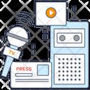 Journalism Icon