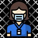 Journalist Job User Icon