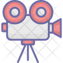 Journalistic Camera Icon