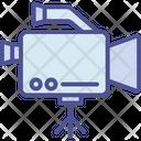 Journalistic Camera Icon