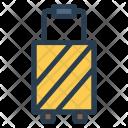Journey Suitcase Travel Icon