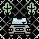 Journey Travel Vehicle Icon