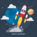 Journey Galaxy Education Icon