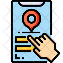 Pin Journey Detail Route Detail Icon