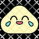 Joy Emoji Emoticon Icon