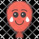 Joy Balloon Icon