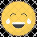 Joy Emoji Icon