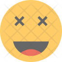 Laughing Happy Joyful Icon