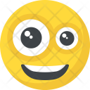 Joyful Expression Icon
