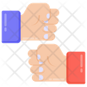 Friendly Punches Joyous Punches Punches Icon