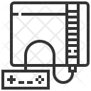 Joystick Computer Game Icon